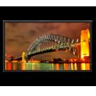 Moniteurs LCD anti-reflet avec verre de protection